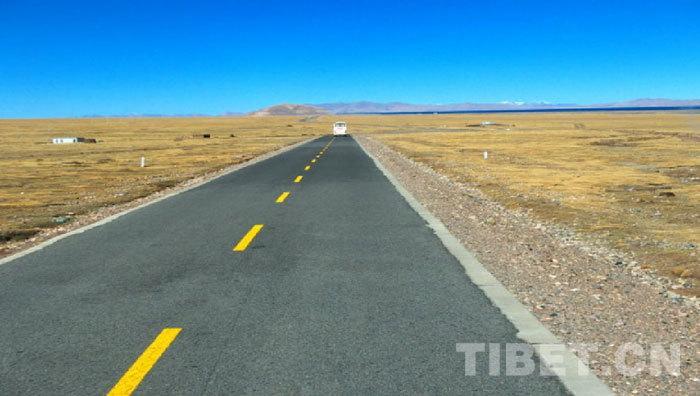 世界上海拔最高的公路——新藏线公路