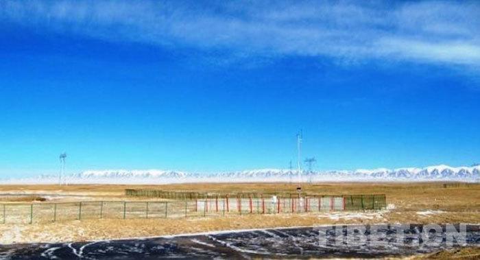 世界上海拔最高的气象观测站——沱沱河气象站